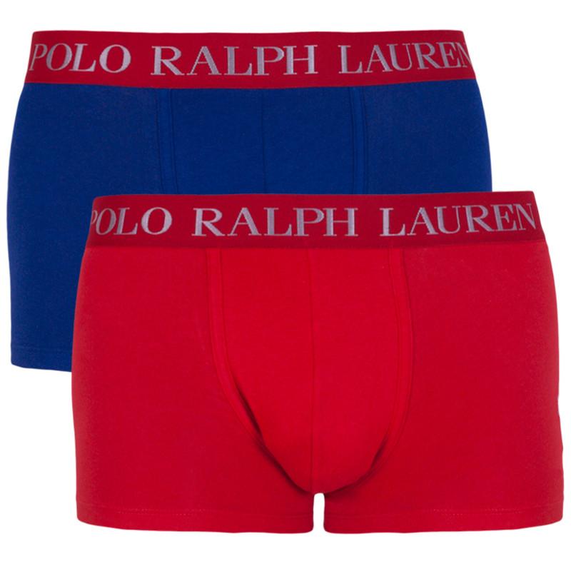 2PACK pánské boxerky Ralph Lauren vícebarevné (714665558001) M