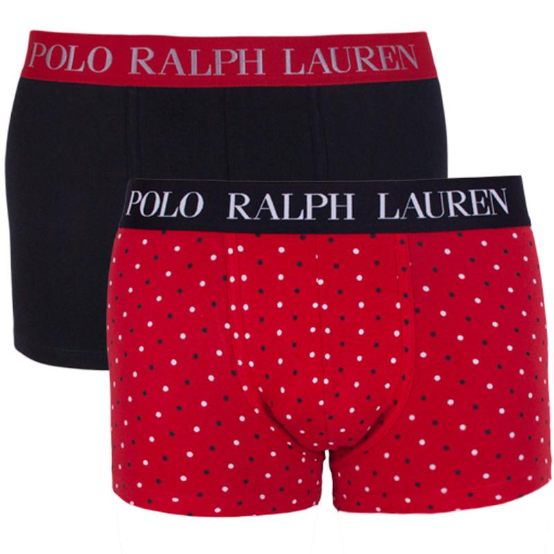 2PACK pánské boxerky Ralph Lauren vícebarevné (714665558002) M
