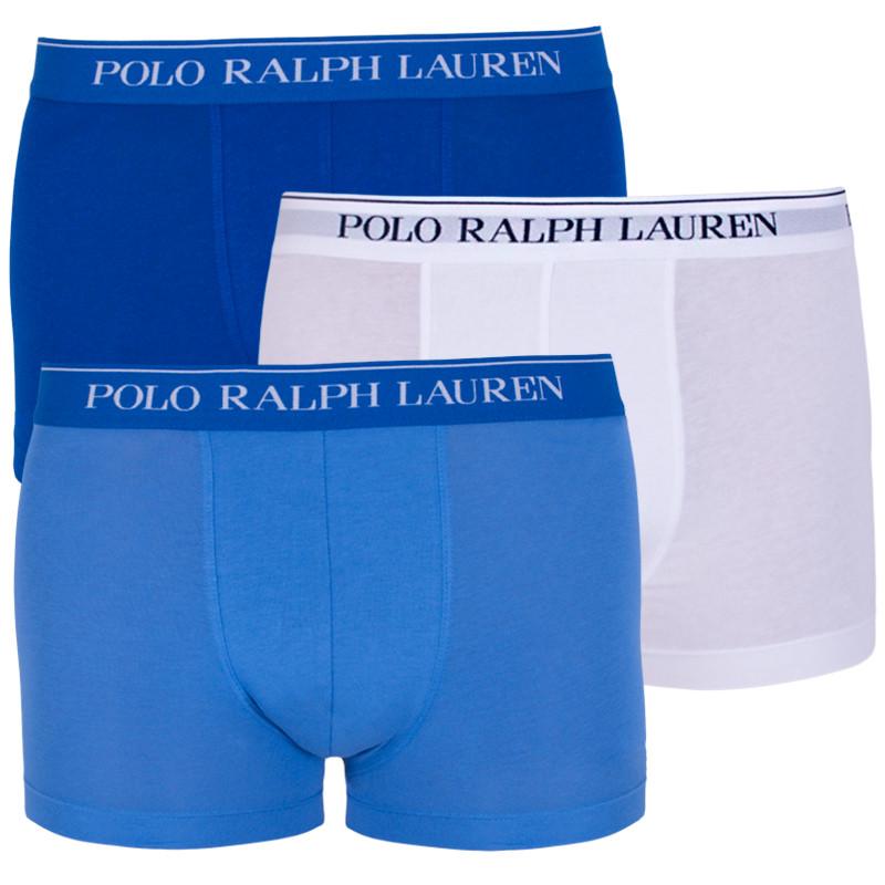 3PACK pánské boxerky Ralph Lauren vícebarevné (714662050004) S