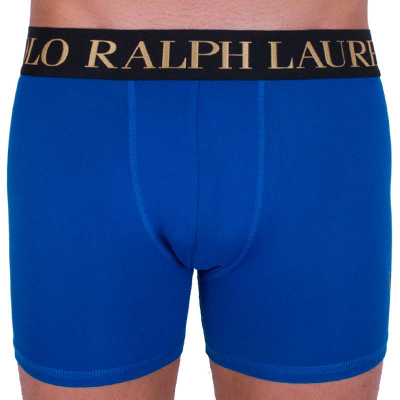 Pánské boxerky Ralph Lauren modré (714587229007) M