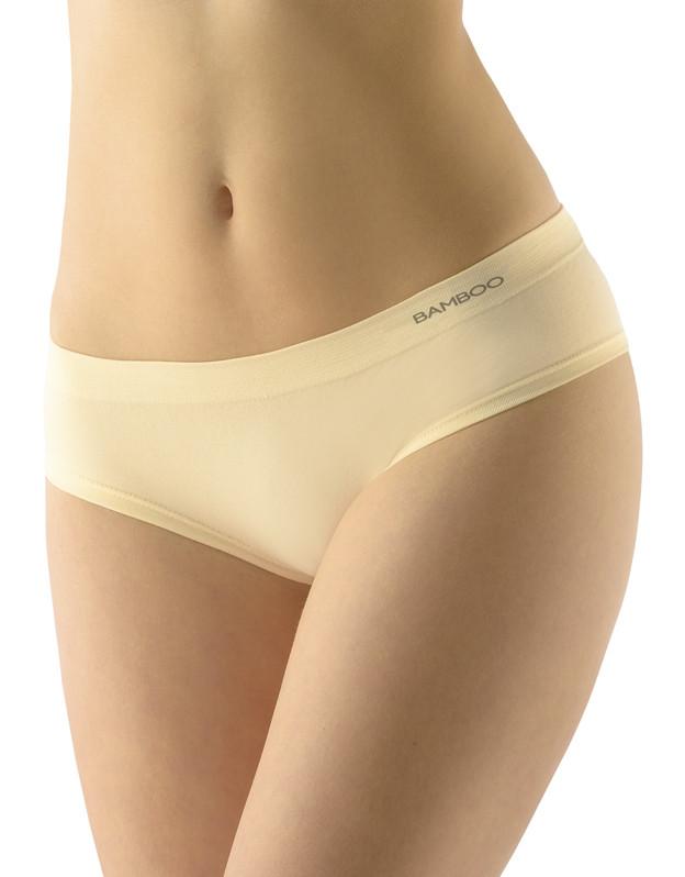 Dámské kalhotky Gina bambusové béžové (04027) L