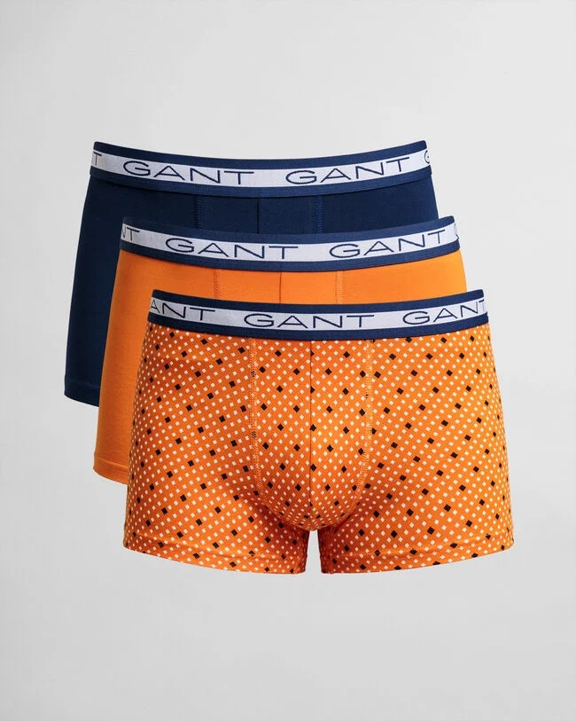 3PACK pánské boxerky Gant vícebarevné (902113253-806) M