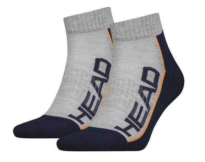 2PACK ponožky HEAD vícebarevné (791019001 870) S