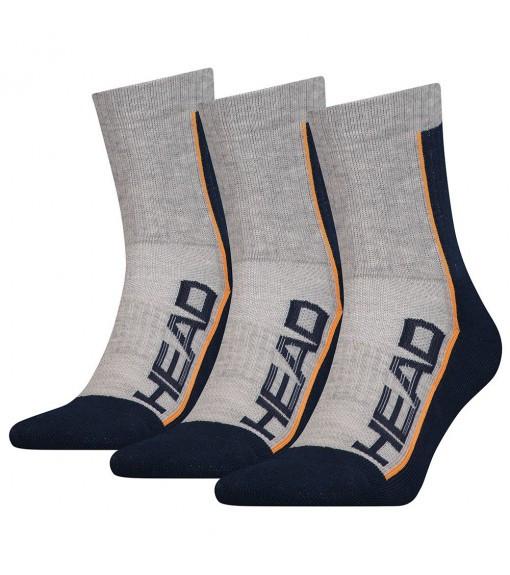 3PACK ponožky HEAD vícebarevné (791010001 870) M