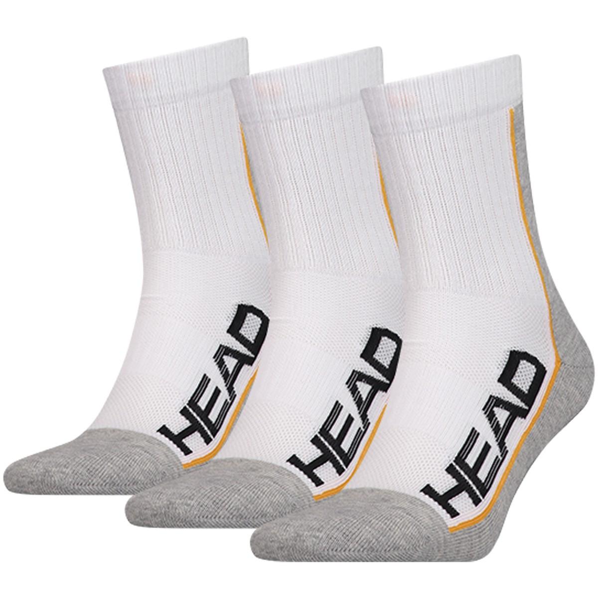 3PACK ponožky HEAD vícebarevné (791011001 062) M