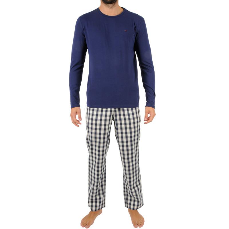 Pánské pyžamo Tommy Hilfiger vícebarevné (UM0UM01960 0Y1) XL