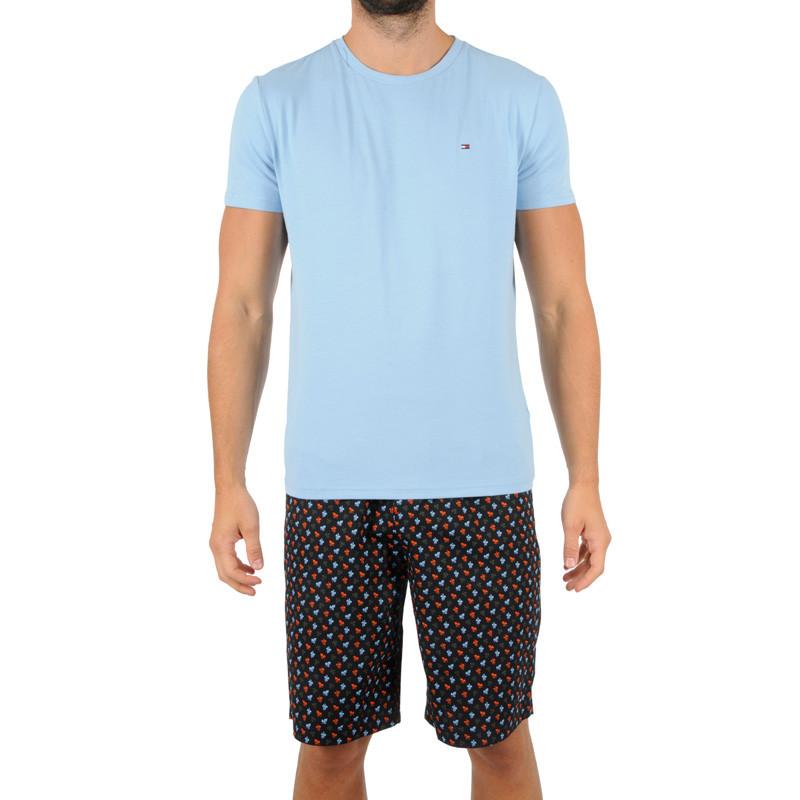 Pánské pyžamo Tommy Hilfiger vícebarevné (UM0UM01964 0Y2) M