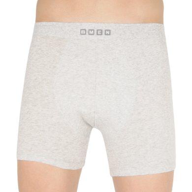 Pánské boxerky Bellinda šedé (BU858445-029) L