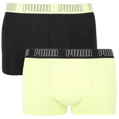 2PACK pánské boxerky Puma vícebarevné (100000884 024) XL