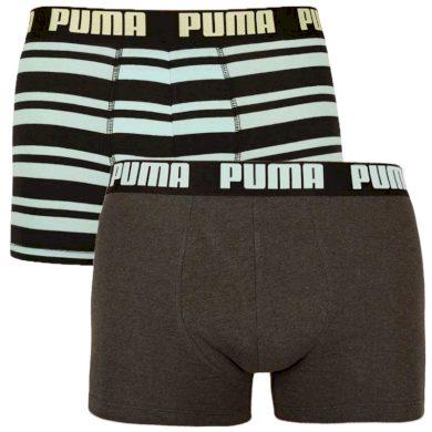 2PACK pánské boxerky Puma vícebarevné (601015001 021) XL