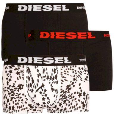 3PACK pánské boxerky Diesel vícebarevné (00ST3V-0ACAM-E4877) M