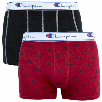 2PACK pánské boxerky Champion vícebarvné (Y081W) XL