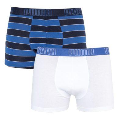 2PACK pánské boxerky Puma vícebarevné (501001001 010) M