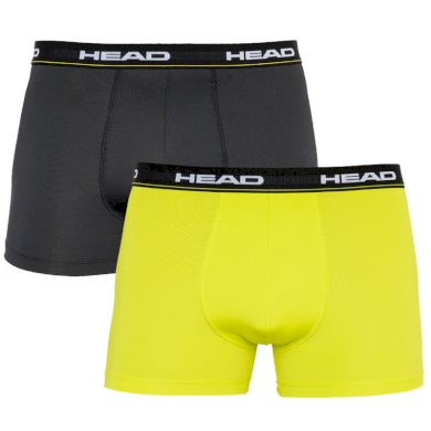 2PACK pánské boxerky HEAD vícebarevné (871001001 007) XL