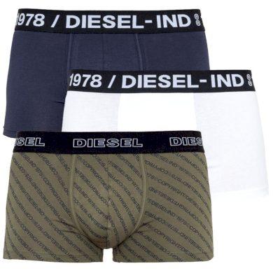 3PACK pánské boxerky Diesel vícebarevné (00ST3V-0SAYA-E5029) S