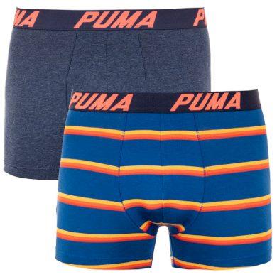 2PACK pánské boxerky Puma vícebarevné (691001001 831) L