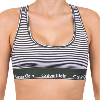 Dámská podprsenka Calvin Klein vícebarevná (F3785E-MDT) M
