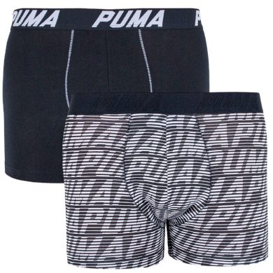 2PACK pánské boxerky Puma vícebarevné (591004001 235) L