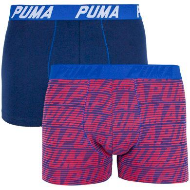 2PACK pánské boxerky Puma vícebarevné (591004001 210) L