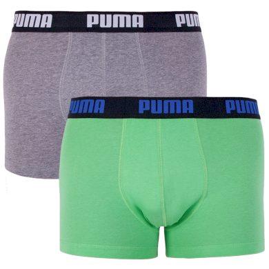 2PACK pánské boxerky Puma vícebarevné (521015001 927) L