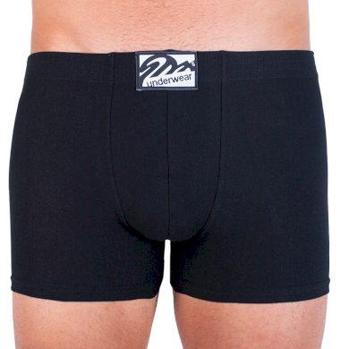 Pánské boxerky Styx long klasická guma černé (F960) L