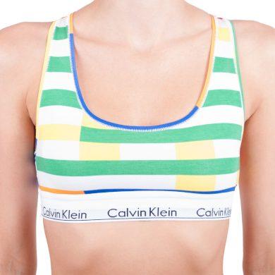 Dámská podprsenka Calvin Klein vícebarevná (QF4612E-1ZM) M