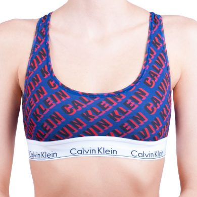 Dámská podprsenka Calvin Klein vícebarevná (QF1659E-DV5)  M