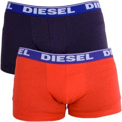 2PACK pánské boxerky Diesel vícebarevné (00S9DZ-0GAFM-13) S