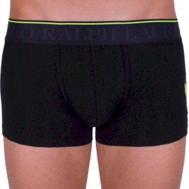 Pánské boxerky Ralph Lauren černé (714637286015) S