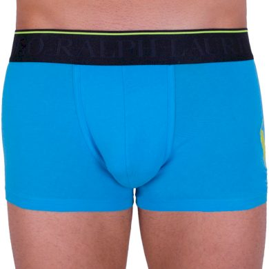 Pánské boxerky Ralph Lauren modré (714637286017) S