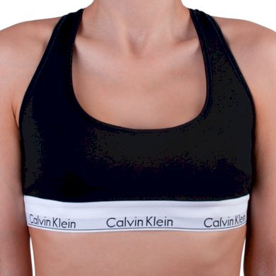 Dámská podprsenka Calvin Klein černá (F3785E-001) S