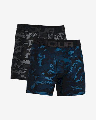 2PACK pánské boxerky Under Armour vícebarevné (1363621 002) XXL