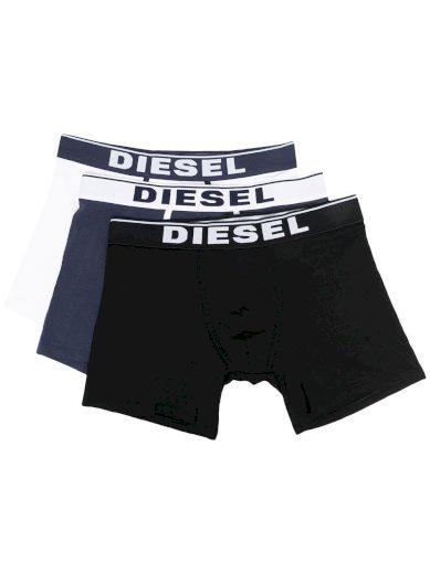 3PACK pánské boxerky Diesel vícebarevné (00SKME-0JKKC-E5347) L