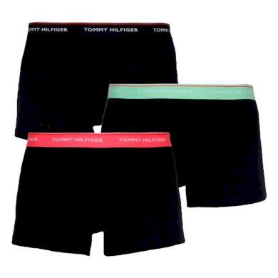 3PACK pánské boxerky Tommy Hilfiger tmavě modré (UM0UM01642 0XH) L