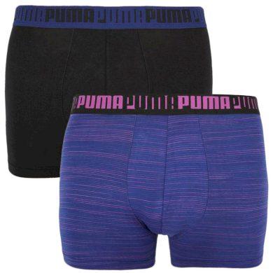 2PACK pánské boxerky Puma vícebarevné (100001140 002) XL