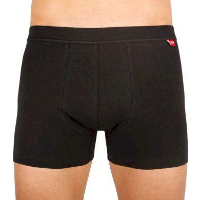 Pánské boxerky Andrie černé (PS 5116 B) M