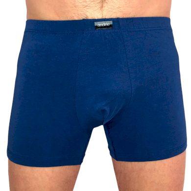 Pánské boxerky Andrie tmavě modré (PS 5392 C) M