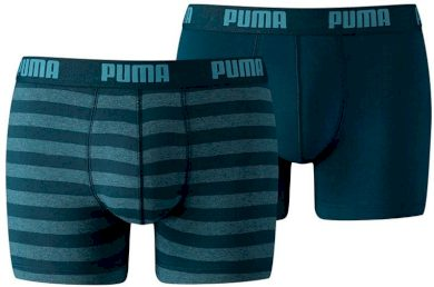 2PACK pánské boxerky Puma vícebarevné (591015001 162) M
