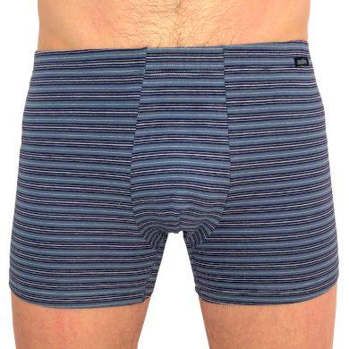 Pánské boxerky Andrie modrošedé (PS 5376 B) XL