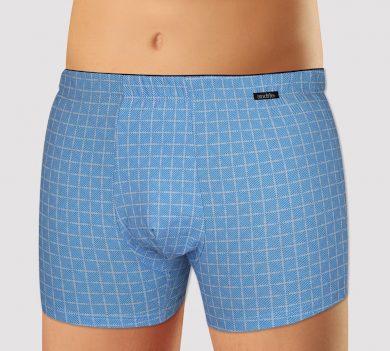 Pánské boxerky Andrie modré (PS 5334 B) M