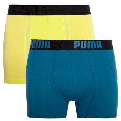 2PACK pánské boxerky Puma vícebarevné (601007001 004) L