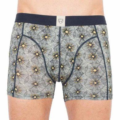 Pánské boxerky A-dam vícebarevné (JOHANNES) XL