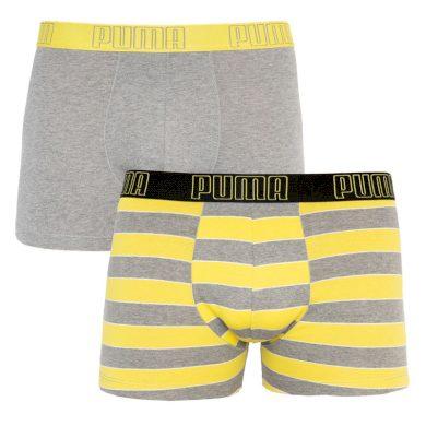 2PACK pánské boxerky Puma vícebarevné (501001001 020) XL