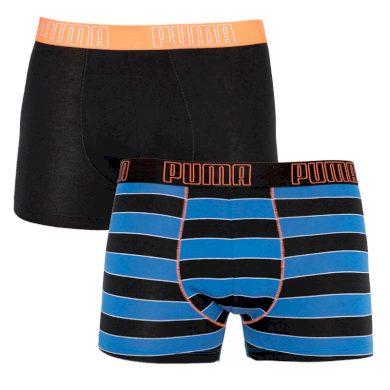 2PACK pánské boxerky Puma vícebarevné (501001001 030) M