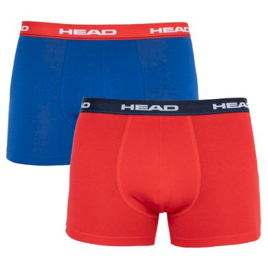 2PACK pánské boxerky HEAD vícebarevné (891003001 105) XL
