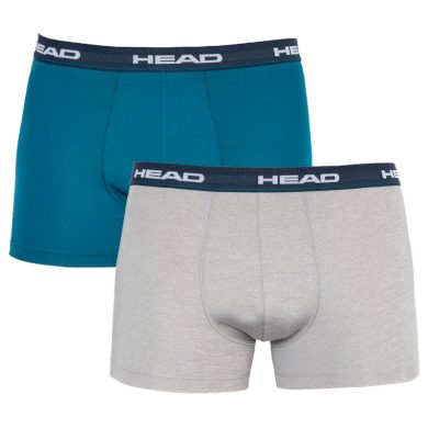 2PACK pánské boxerky HEAD vícebarevné (871001001 202) M