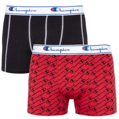 2PACK pánské boxerky Champion vícebarvné (Y081W) L