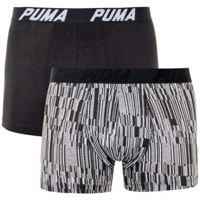 2PACK pánské boxerky Puma vícebarevné (691003001 200) L