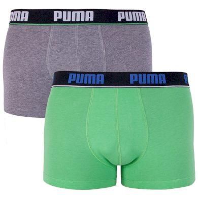2PACK pánské boxerky Puma vícebarevné (521025001 927) M