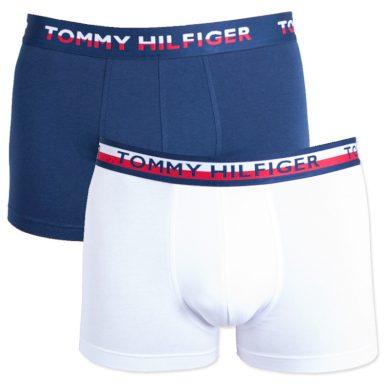 2PACK pánské boxerky Tommy Hilfiger vícebarevné (UM0UM00746 222) M